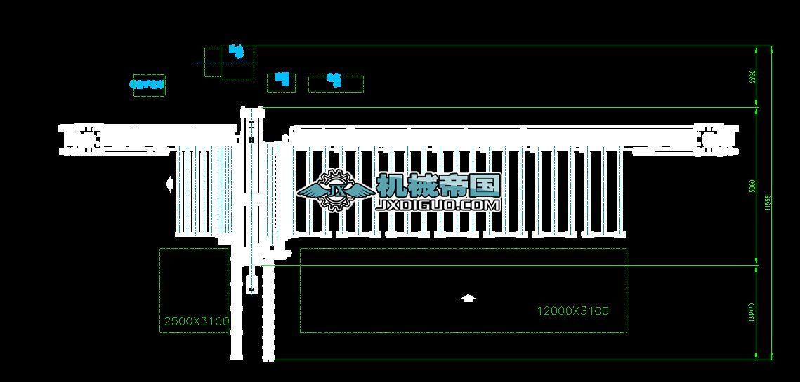 PDC31B数控钻床