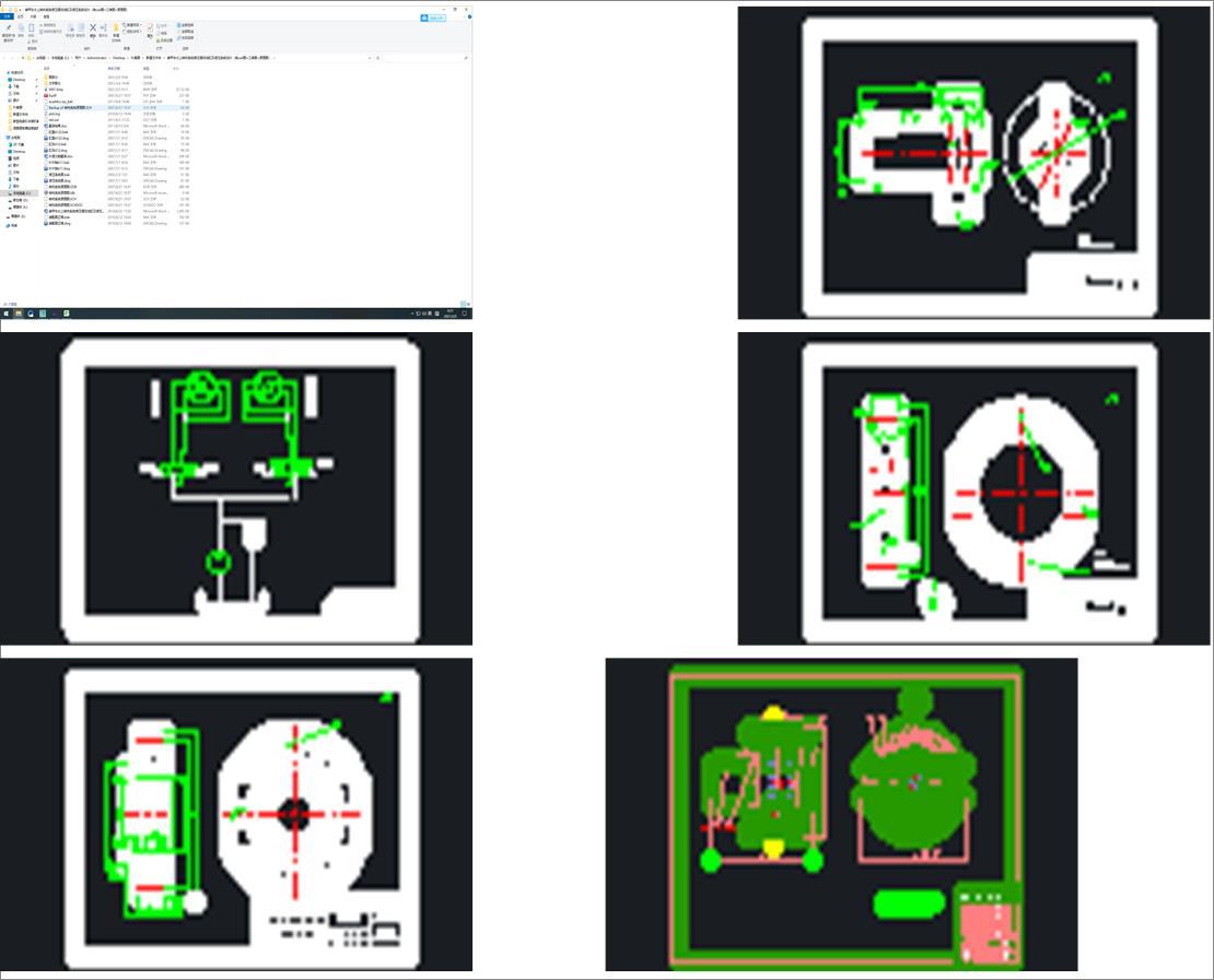 装甲车水上转向系统液压摆动油缸及液压系统设计(有cad图+三维图+原理图)